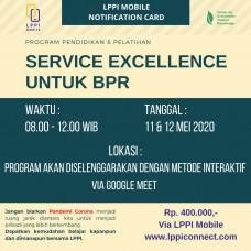 Service Excellence BPR