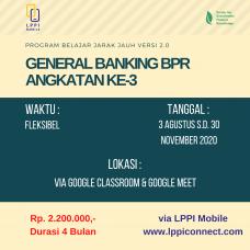 PBJJ - General Banking BPR Angkatan Ke-3