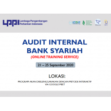 Audit Internal Bank Syariah