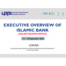 Executive Overview Of Islamic Bank
