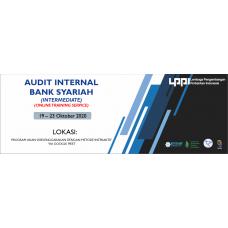 Audit Internal Bank Syariah (Intemediate)