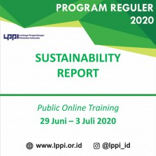 Workshop: Sustainability Report (Penyusunan Laporan Keberlanjutan)