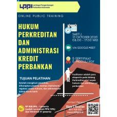 Hukum Perkreditan dan Administrasi Kredit Perbankan