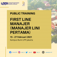 First Line Manager (Ma...
