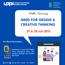 Need For Design & Creative Thinking