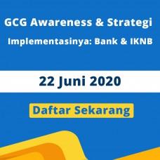 GCG Awareness dan Strategi Implementasinya: Bank dan IKNB