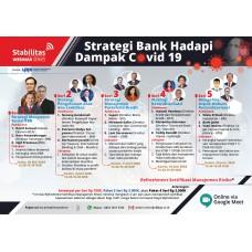 [STABILITAS WEBINAR SERIES] : Strategi Bank Hadapi Dampak Covid-19